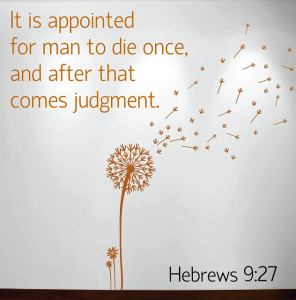 Hebrews 9:27